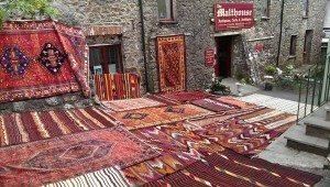 Zargos Carpet and Rug Display