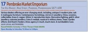 Pembroke Antiques Emporium