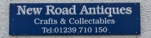 New Road Antiques Centre Logo