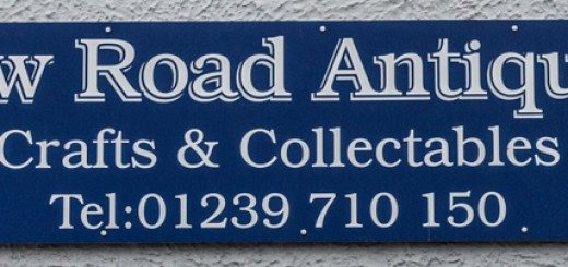 New Road Antiques Centre Logo