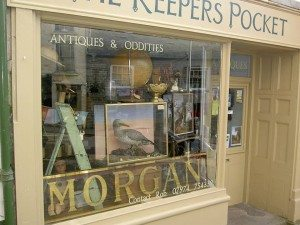 The Keepers Pocket hay on Wye