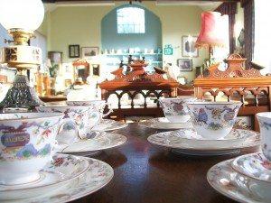 Inside Afonwen Craft and Antiques Mold