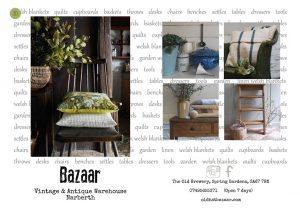 Bazaar Vintage and Antique Warehouse