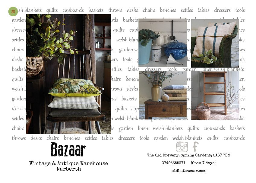 Bazaar Vintage and Antique Warehouse