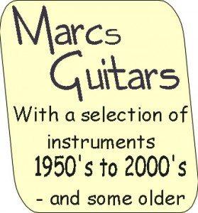 Marc's Guitars Image