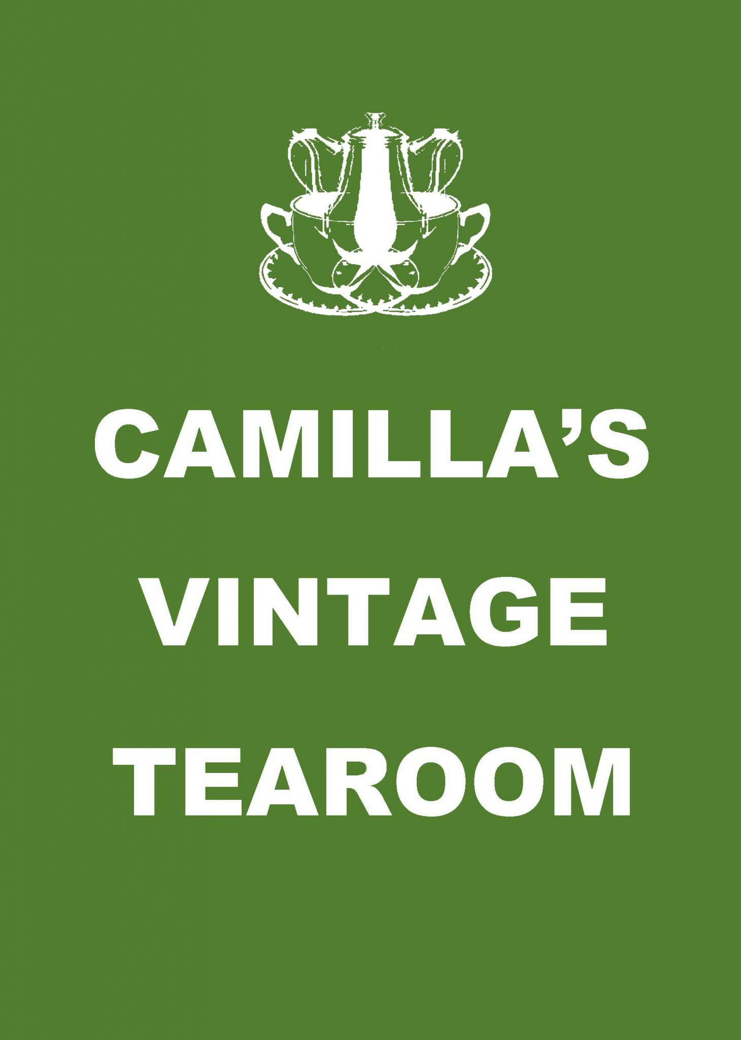 Milly's Tearoom Flyer