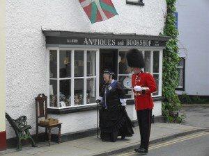 The Antique Bookshop Presteigne