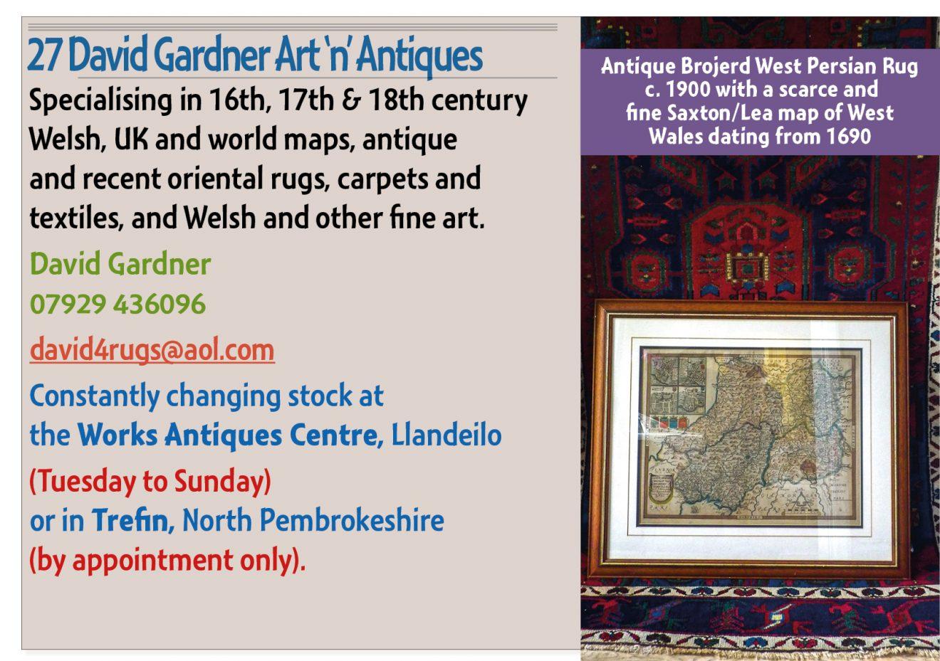 David Gardner Art and Antiques