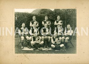 Shaftesbury Grammar Football Team 1934