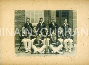 Shaftesbury Grammar Football Team 1934