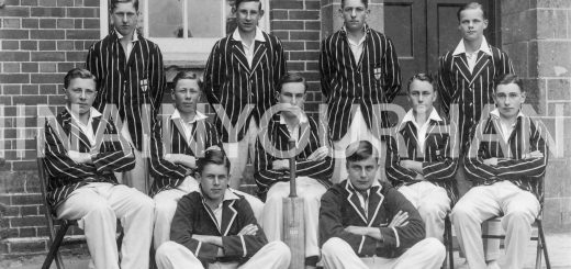 Shaftesbury Grammar Cricket Team 1935