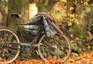 Autumnal Welsh Blanket
