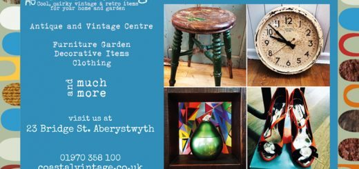 Coastal Vintage Aberystwyth 2017