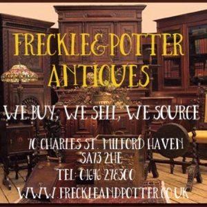 Freckle & Potter Milford Haven