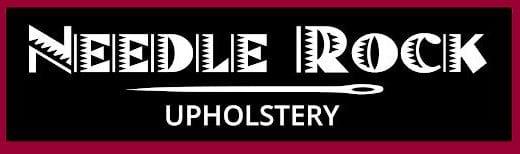Needle Rock Upholstery Logo