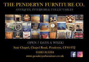 Penderyn Furniture Co Advertisement