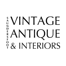 Saundersfoot Vintage Antiques and Interiors Logo