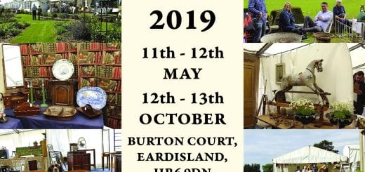 Postcard for antiquesintents 2019 Events
