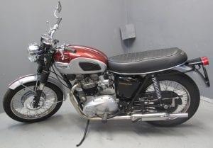 1970 Triumph Bonneville T120