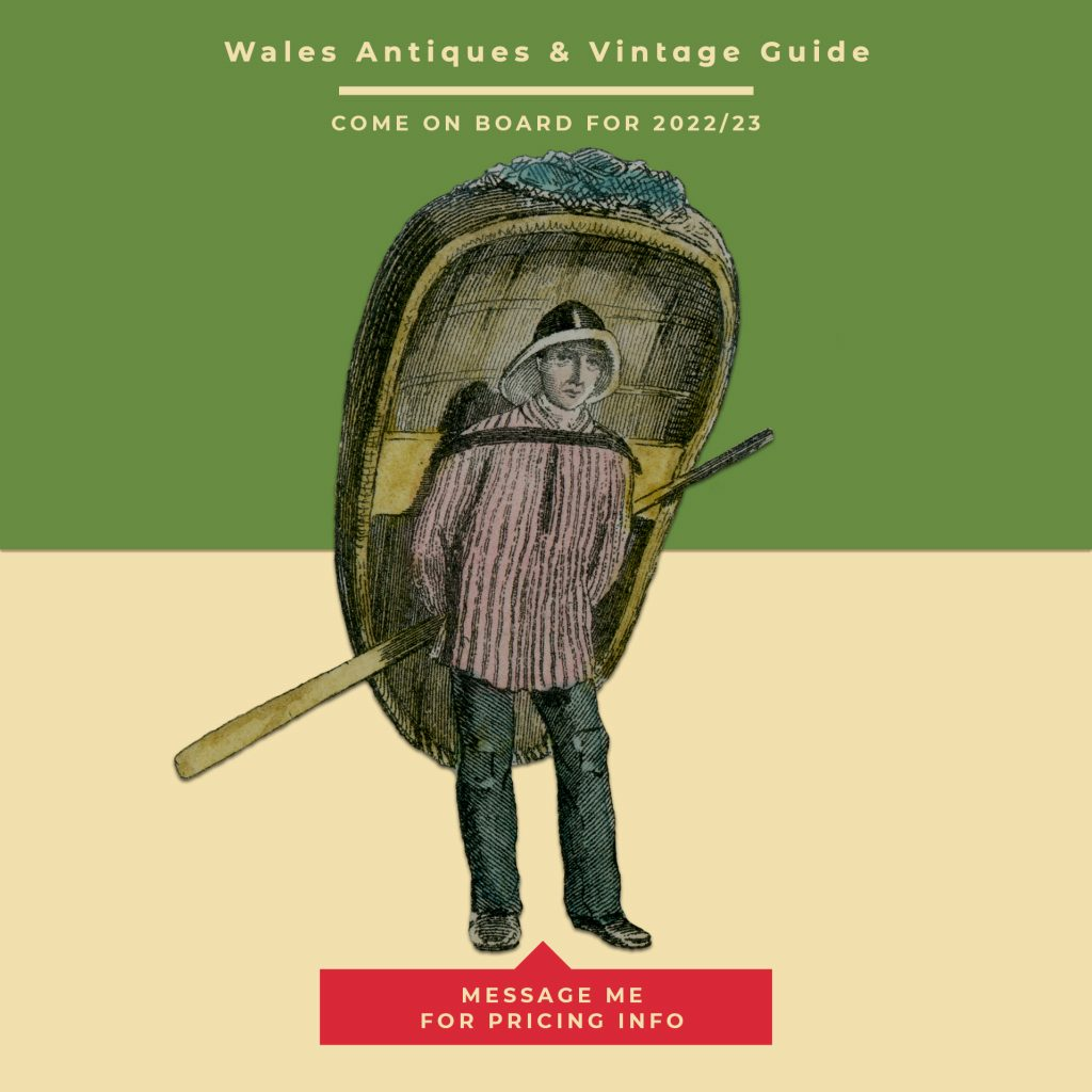 Come On Board the Wales Antiques Guide